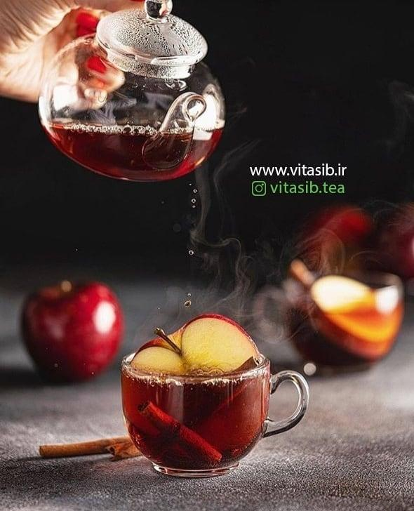 چای میوه ای ویتاسیب